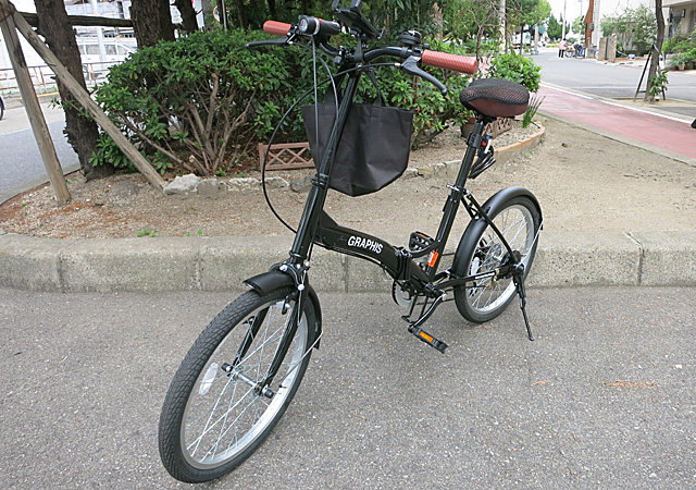 20inch コンパクト自転車